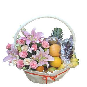과일꽃바구니(3호)